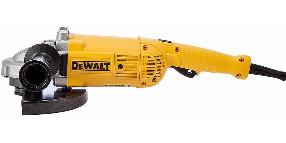 Dewalt Dwe492k Gb Angle Grinder Heavy Duty 230mm 9