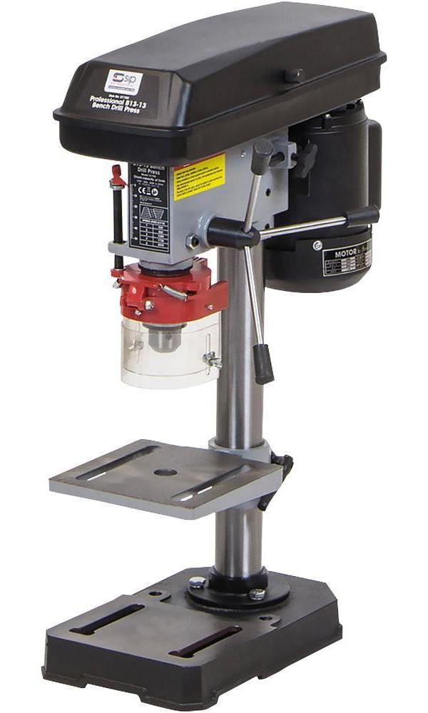 Bench Pillar Drill Part - 34: Sip - 01700 - 350w 50mm Bench Pillar Drill