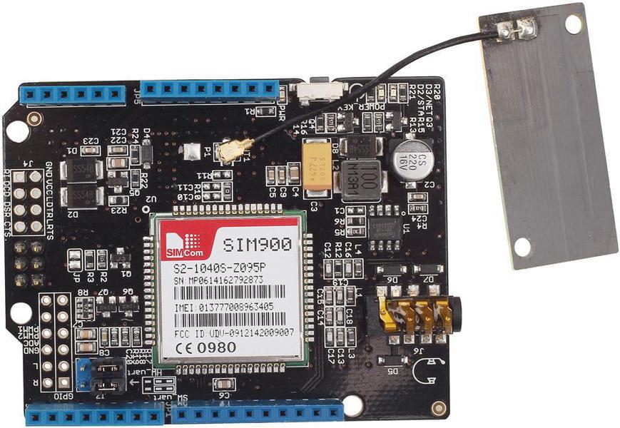 SeeedStudio 103030009 Relay Shield v3.0