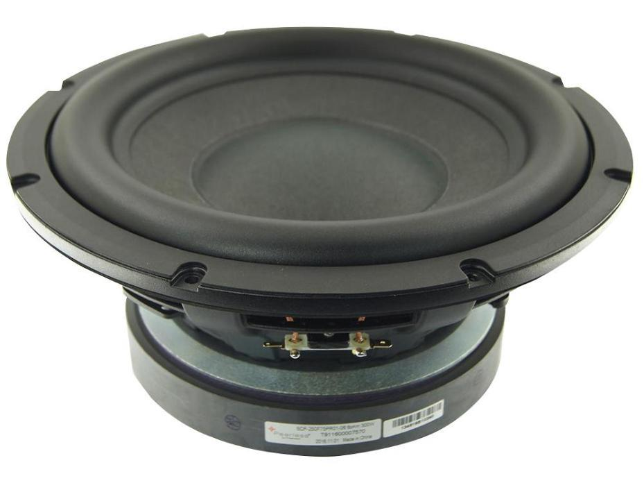 Details about SDF WOOFER, 10 INCH, 6 OHM - PEERLESS BY TYMPHANY