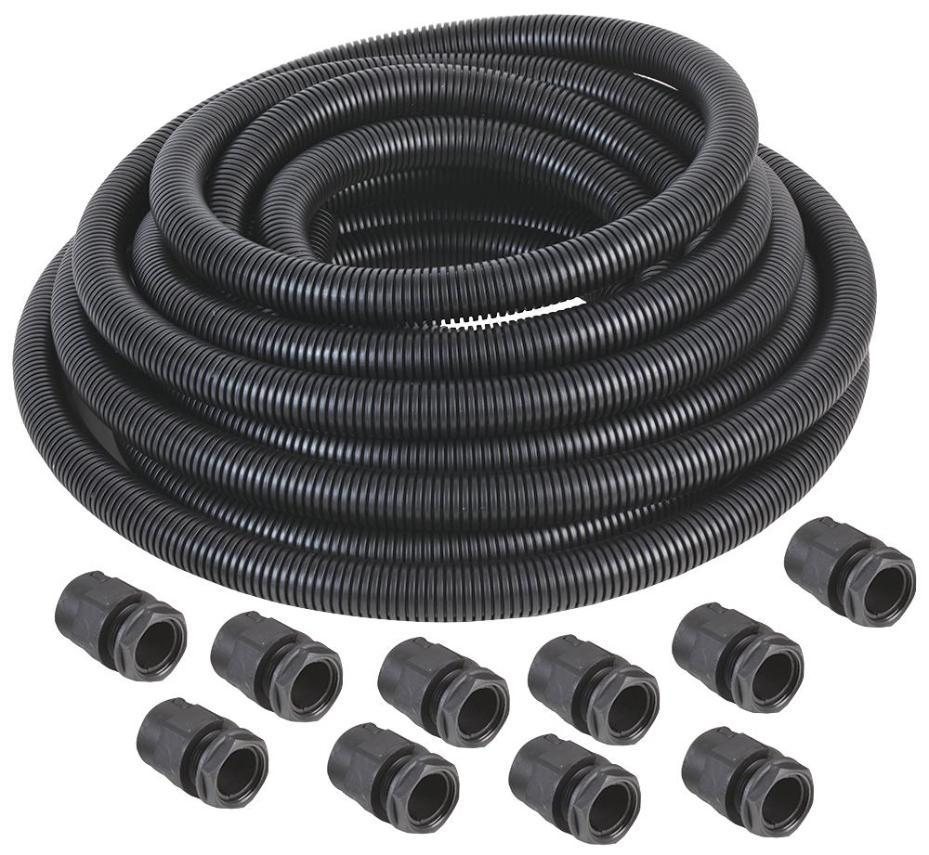 25mm Pvc Conduit Contractor Pack 10m Pro Elec Ebay Of Conduits Pipes Electrical Trunkings Plumbing