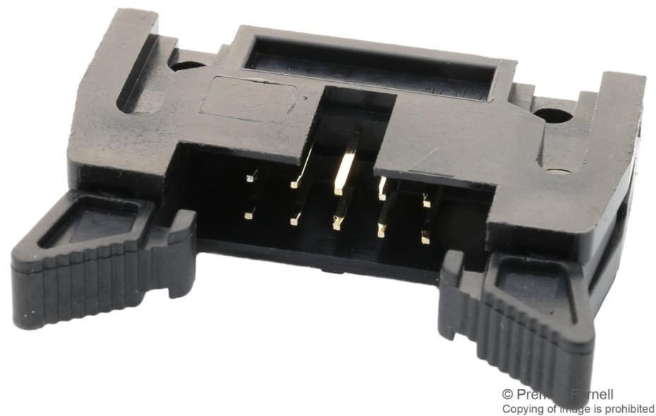 2.54mm Pin Header 26 Way MC-254-26-00-ST-DIP Vertical 2 Row