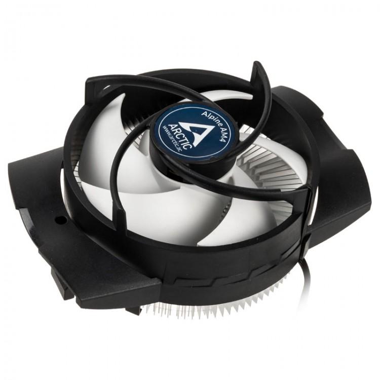 Details about Arctic Alpine AM4 Low Profile CPU Cooler - 92mm