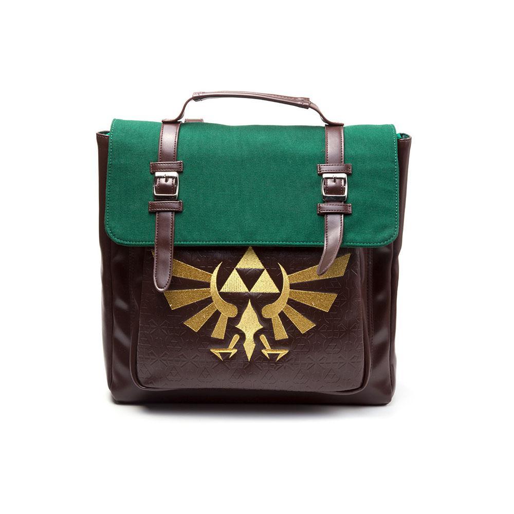 The Legend of Zelda Mens Zelda Royal Crest Bathrobe