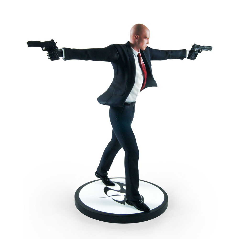 ... HITMAN Collector's Agent 47 PVC Statue 26cm Tall One Size Multi-Colour  GE2311 ...