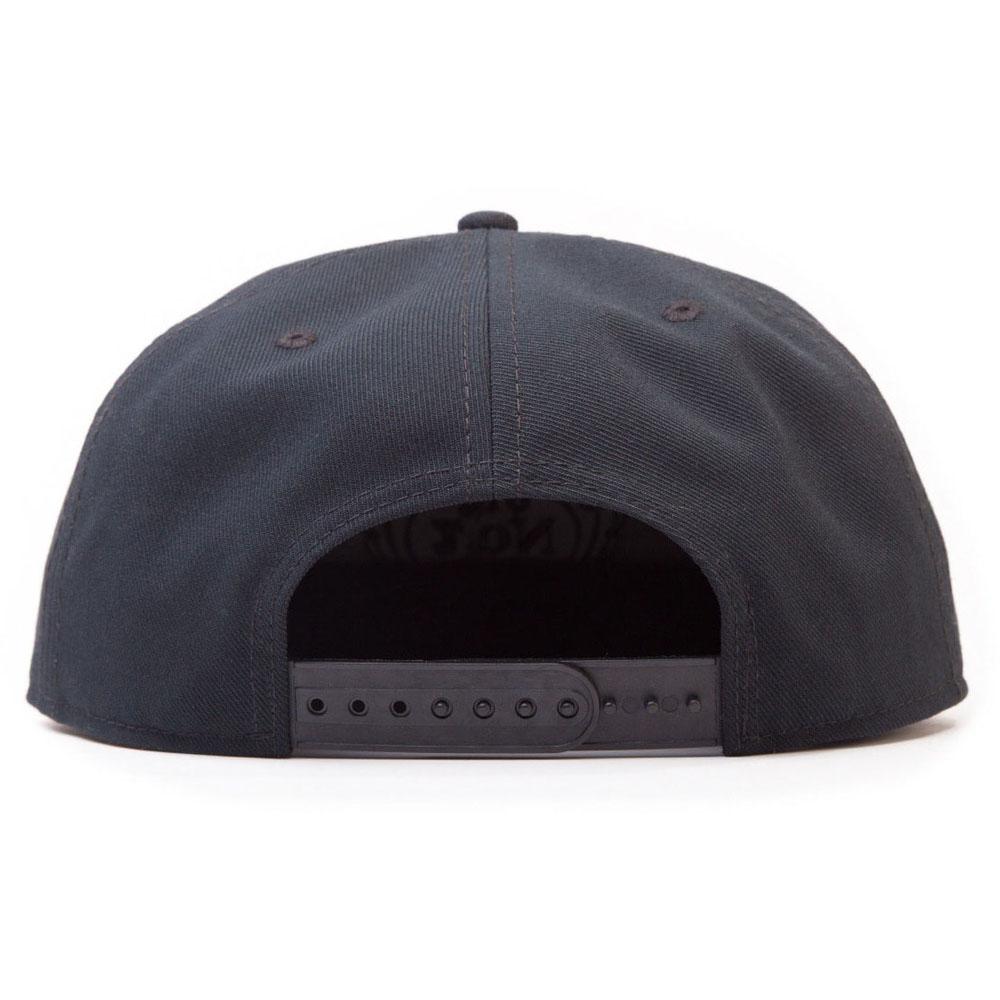 Jack Daniels Logo-brodé Snapback Baseball Cap-noir