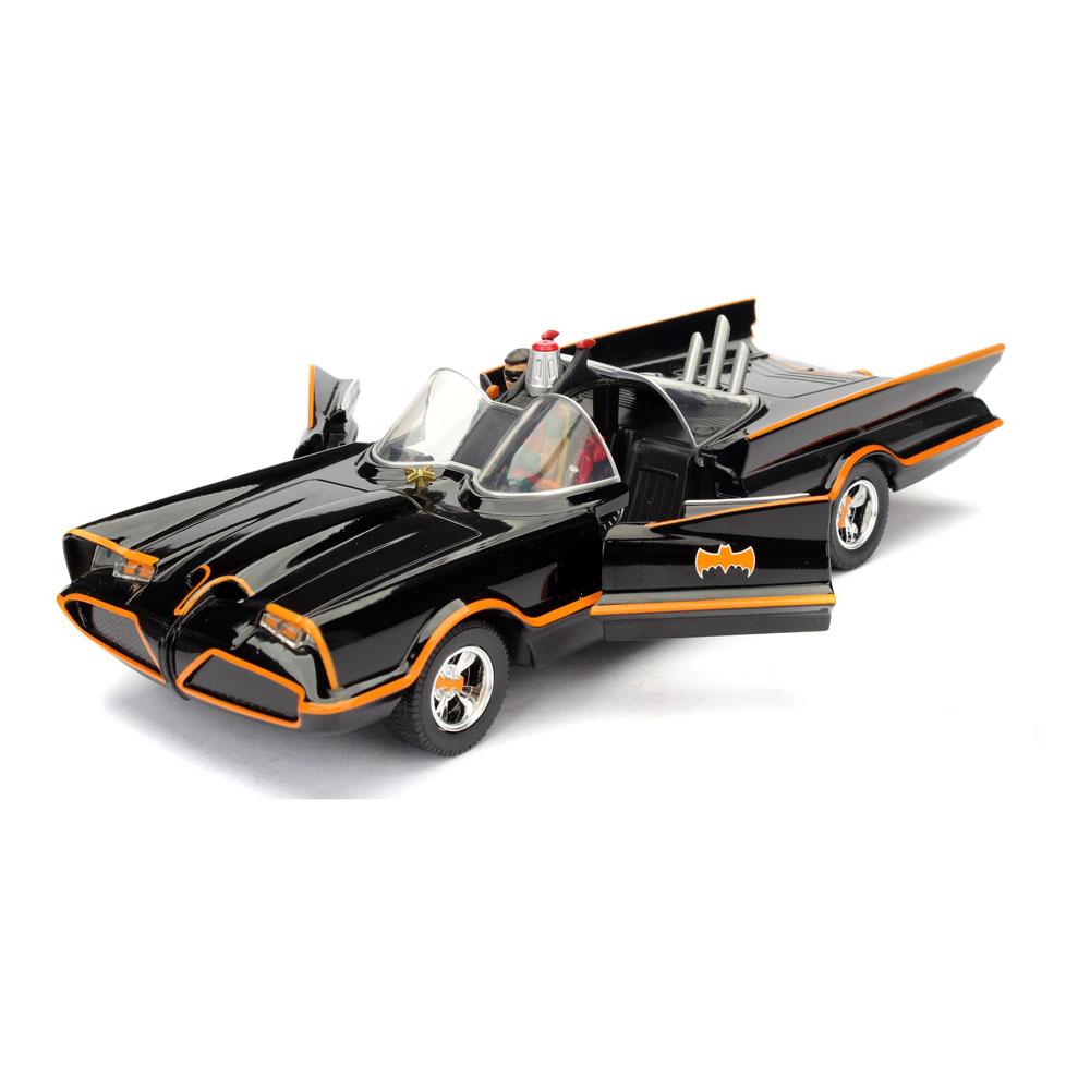 Classic Car Seller Network: DC COMICS Batman 1966 TV Series Classic Batmobile Metals