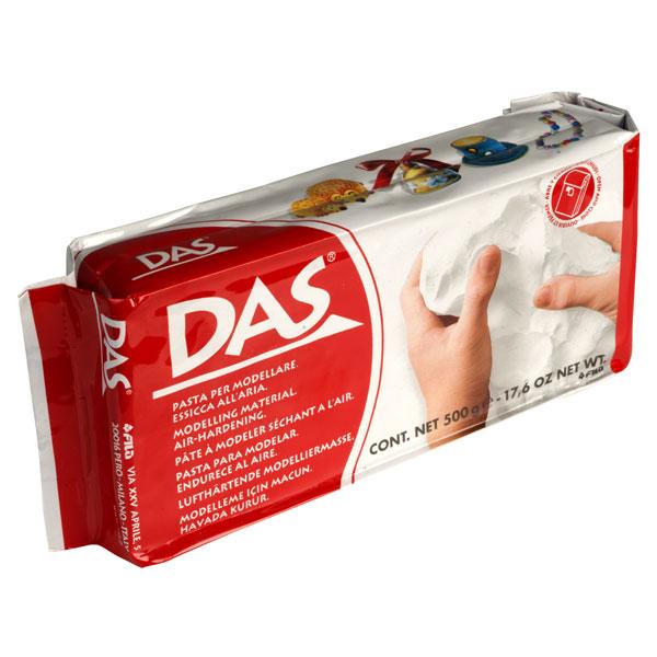 das 387000 air drying modelling clay 500g white 689744093723 ebay