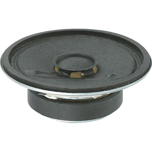 L49 2pcs 20mm 8ohm 1W 8R 8Ω Woofer Speaker Trumpet Loudspeaker Magnet Speaker