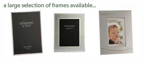 Click here to see our large range of Photo Frames from The Emporium Direct!