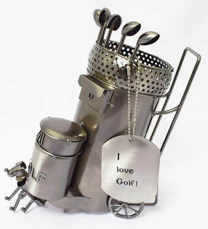Golf Bag Wine Bottle Holder Preview
