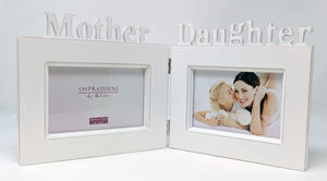 Mother and Daughter Photo Frame Preview