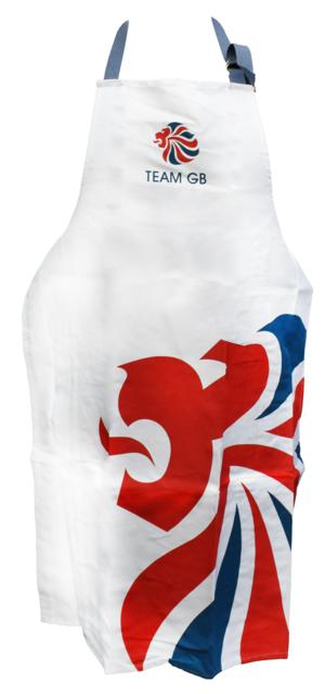 London 2012 Team GB Cotton Apron Preview