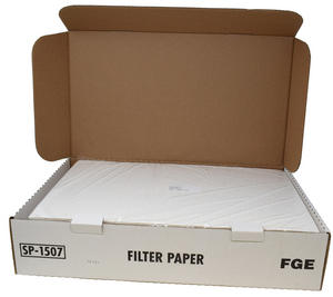 Pitco SP-1507 100 PCS FGE Filter Paper Preview