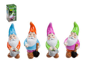 Traditional Novelty Garden Gnome Ornaments Preview