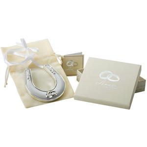 Beautiful Lucky Horseshoe Keepsake Wedding Gift Preview