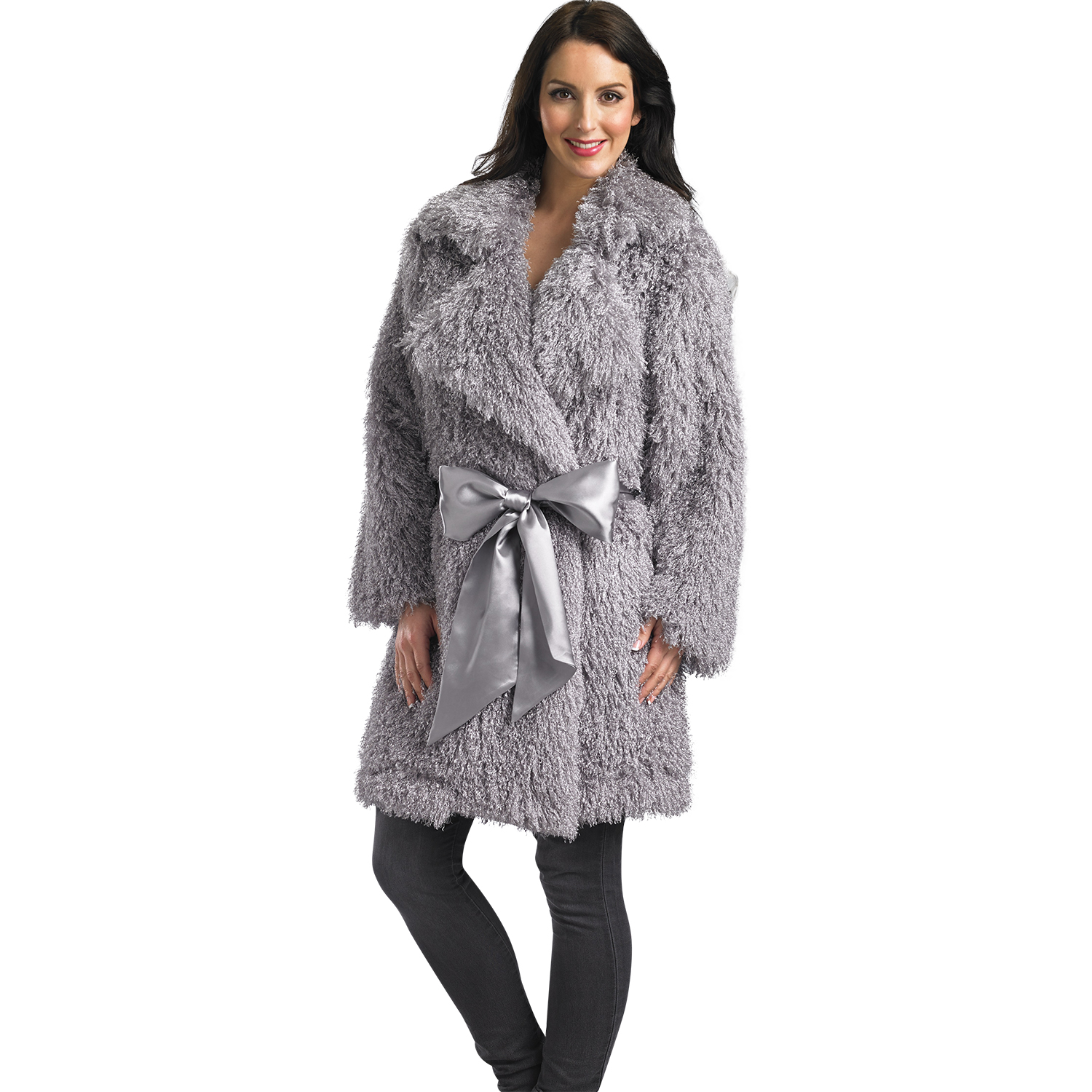 Short Fluffy Dressing Gown - Home Decorating Ideas & Interior Design