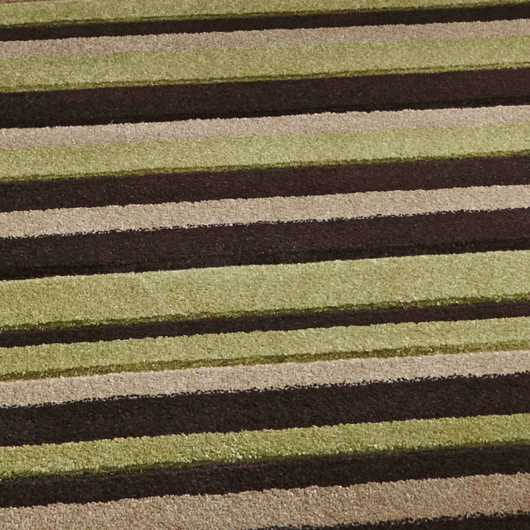 Striped Green Rug Rugs Ideas