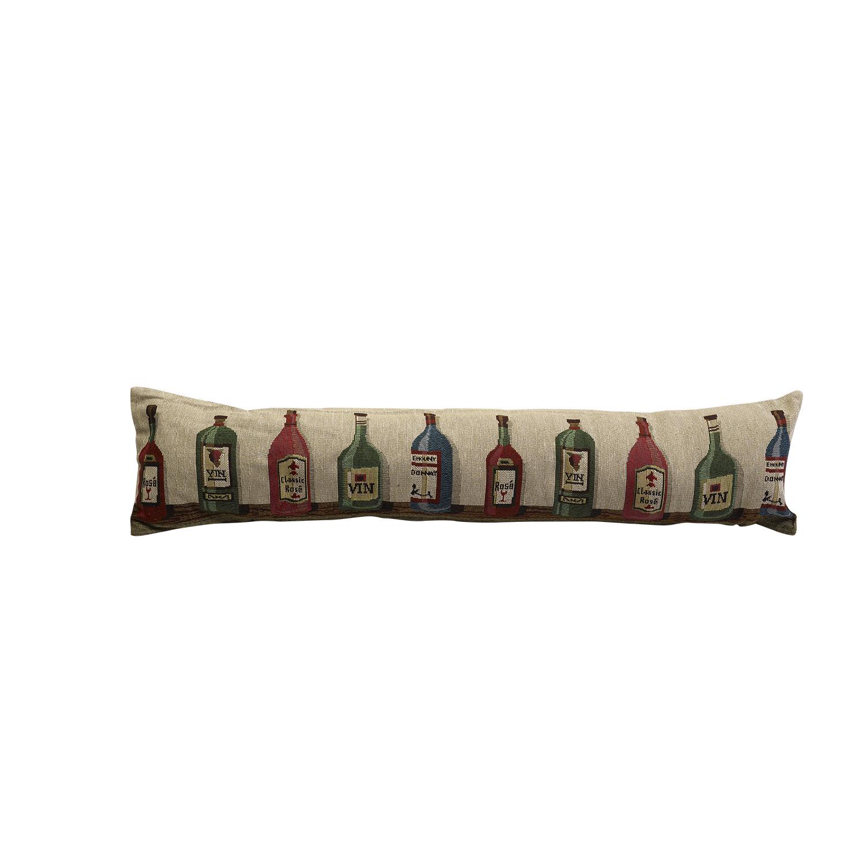 Fabric-Draught-Excluder-Home-Decor-Door-Stop-Draft-  sc 1 st  eBay & Fabric Draught Excluder Home Decor Door Stop Draft Guard Cushion ...