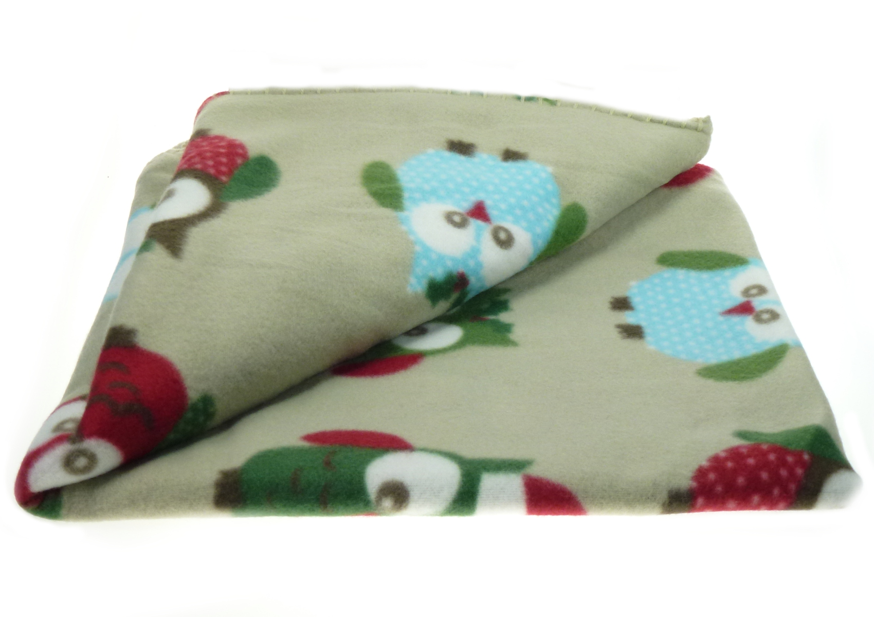 Christmas Soft Fleecy Throw Over Festive Xmas Polar Fleece Bed