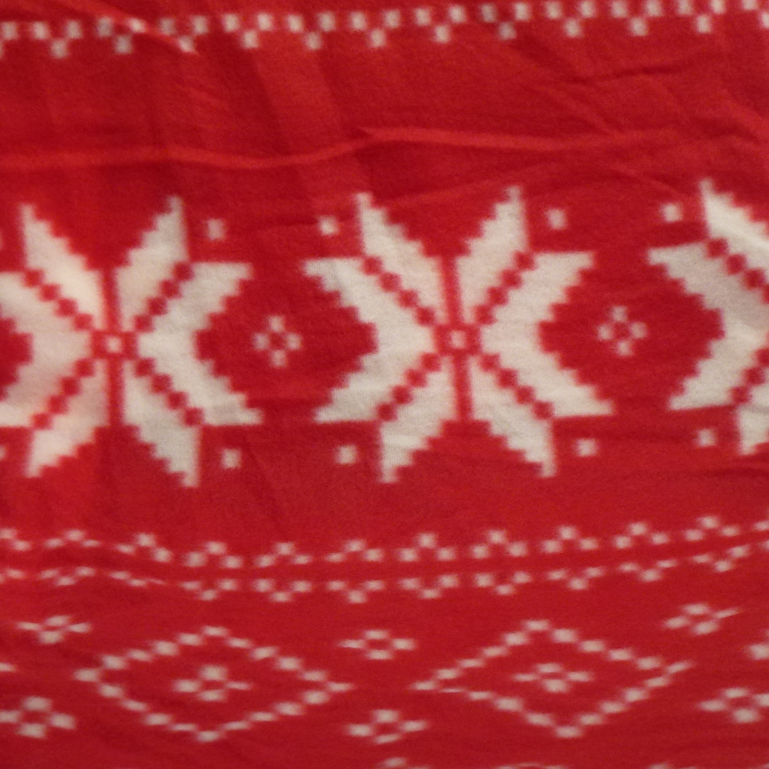 christmas fleece fabric elf on the shelf tossed joann source red snowflake christmas blanket soft polyester polar fleece festive xmas throw