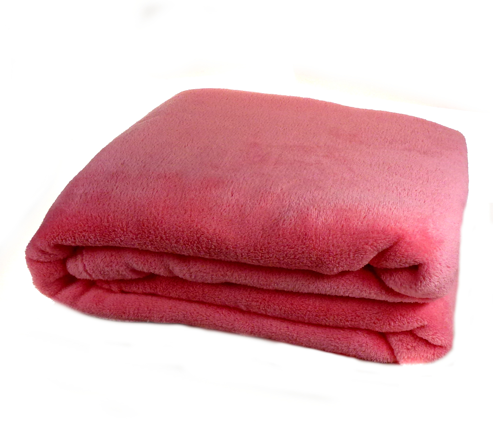 Luxury Soft Cosy Coral Fleece Throw Over Bed Sofa Home Fleecy