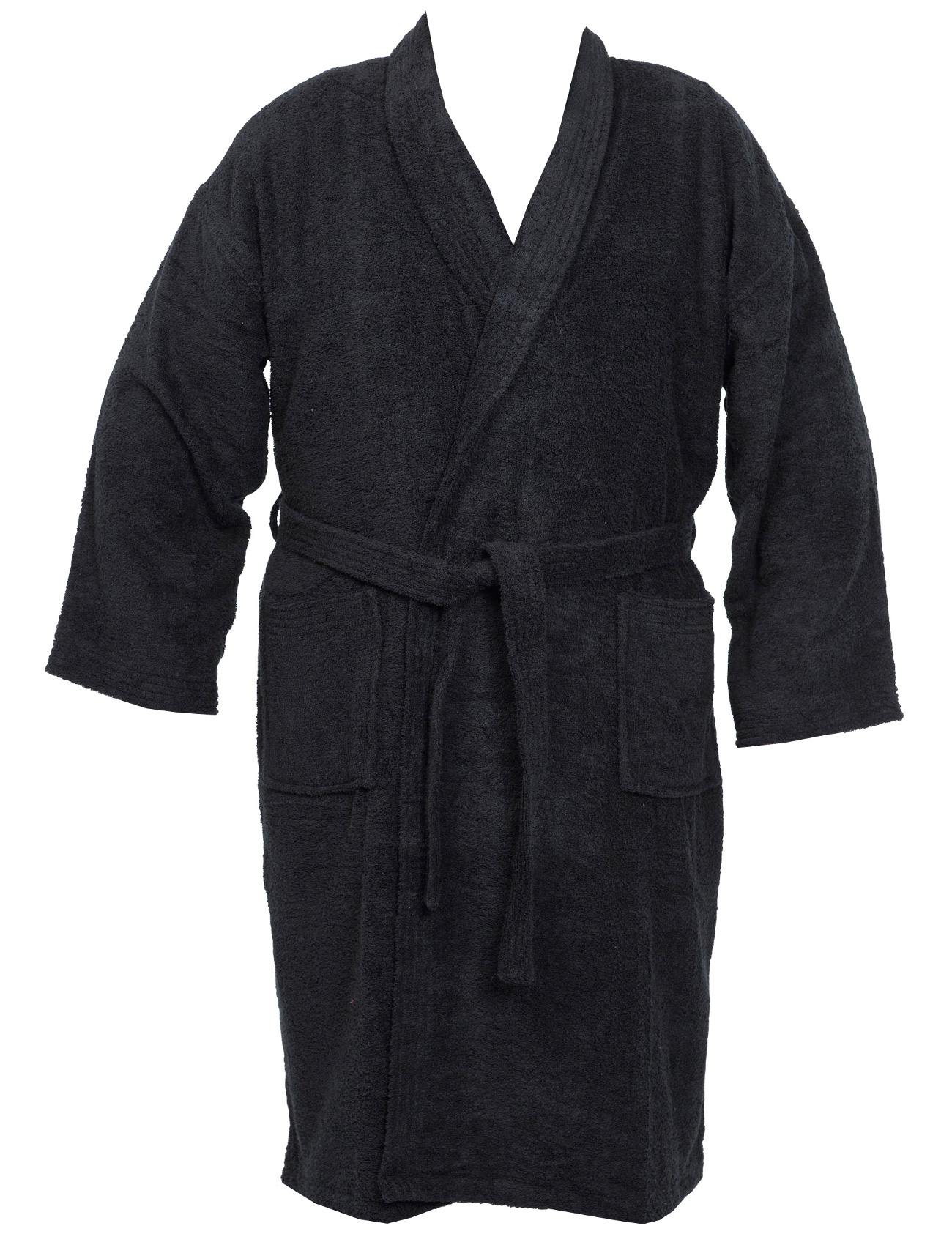 Unisex Bathrobe Cotton Terry Towelling Dressing Gown Mens Womens