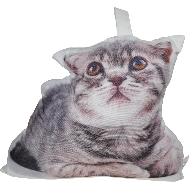 fabric dog or cat t rstopper wei er griff 1 kg gewichtet. Black Bedroom Furniture Sets. Home Design Ideas