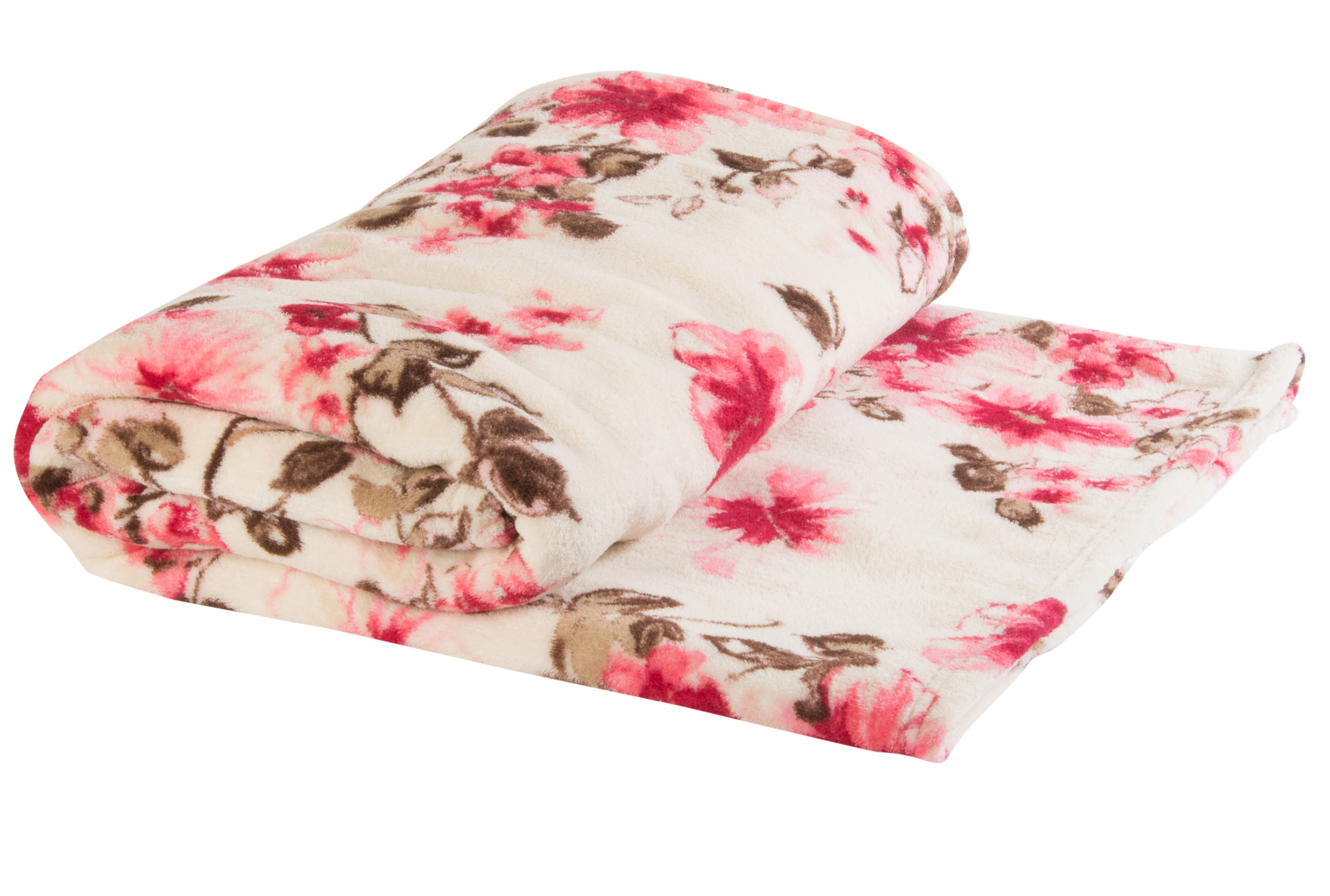 Coral Fleece Blanket Throw Flower Or Butterfly Luxury Sofa