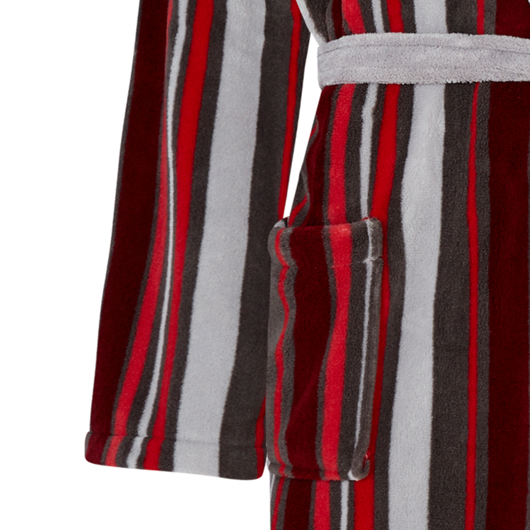Mens Striped Towelling Dressing Gown - Home Decorating Ideas ...