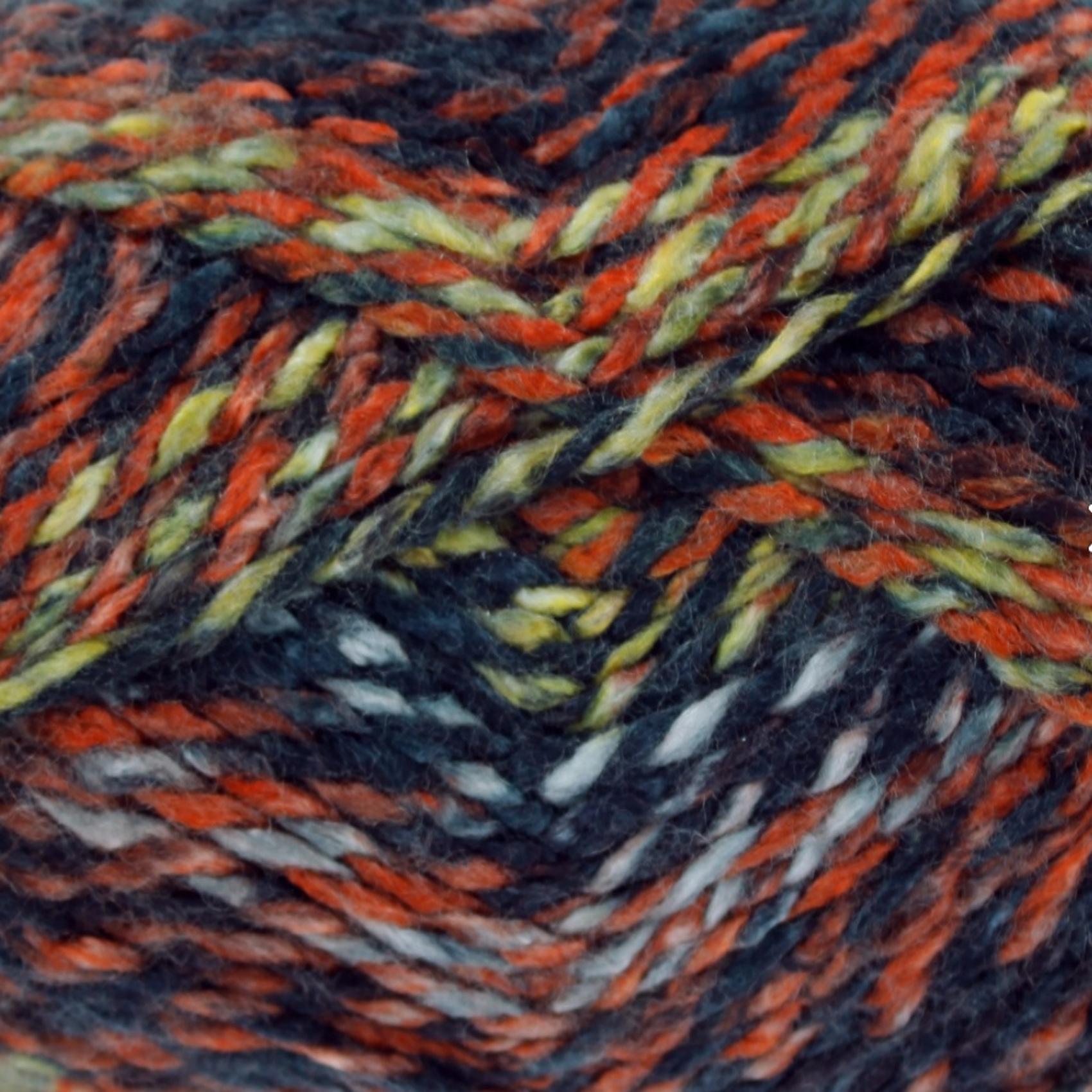 100g Ball Corona Chunky Yarn & Free Knitting Pattern King Cole Wool ...
