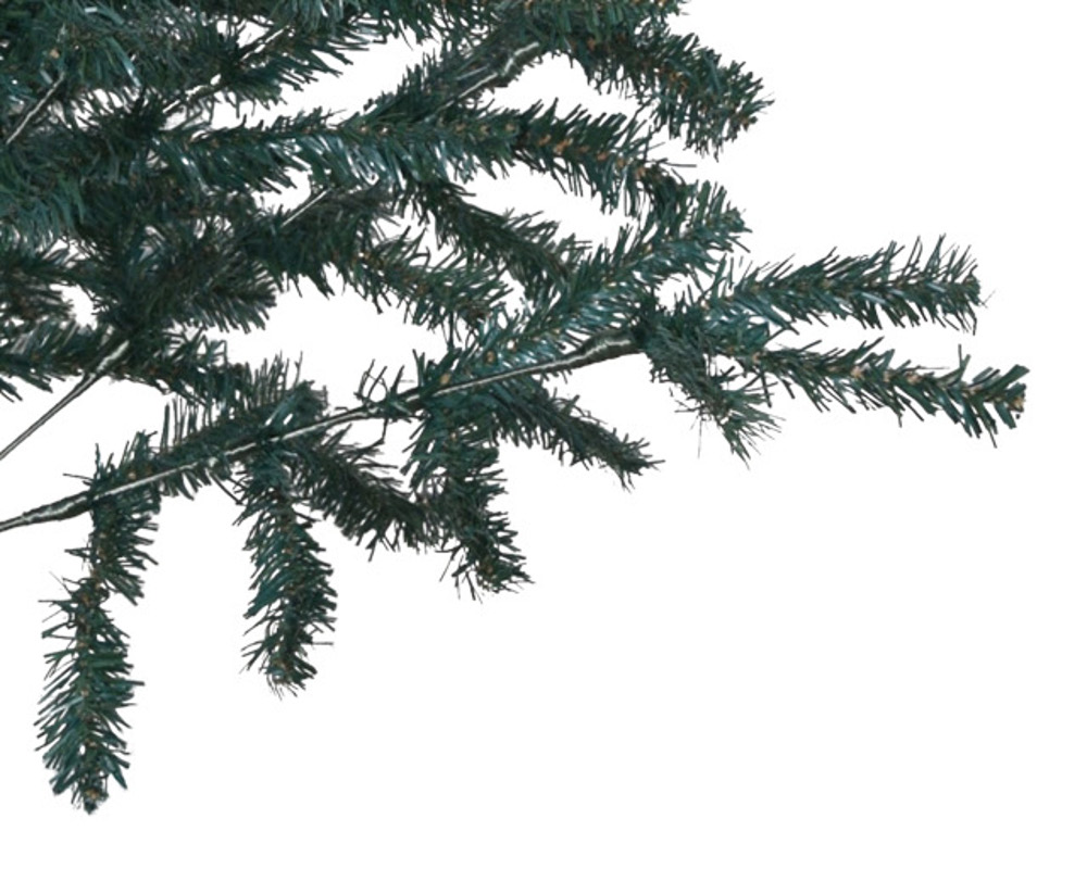 6ft Artificial Christmas Tree Green Canadian Pine Xmas