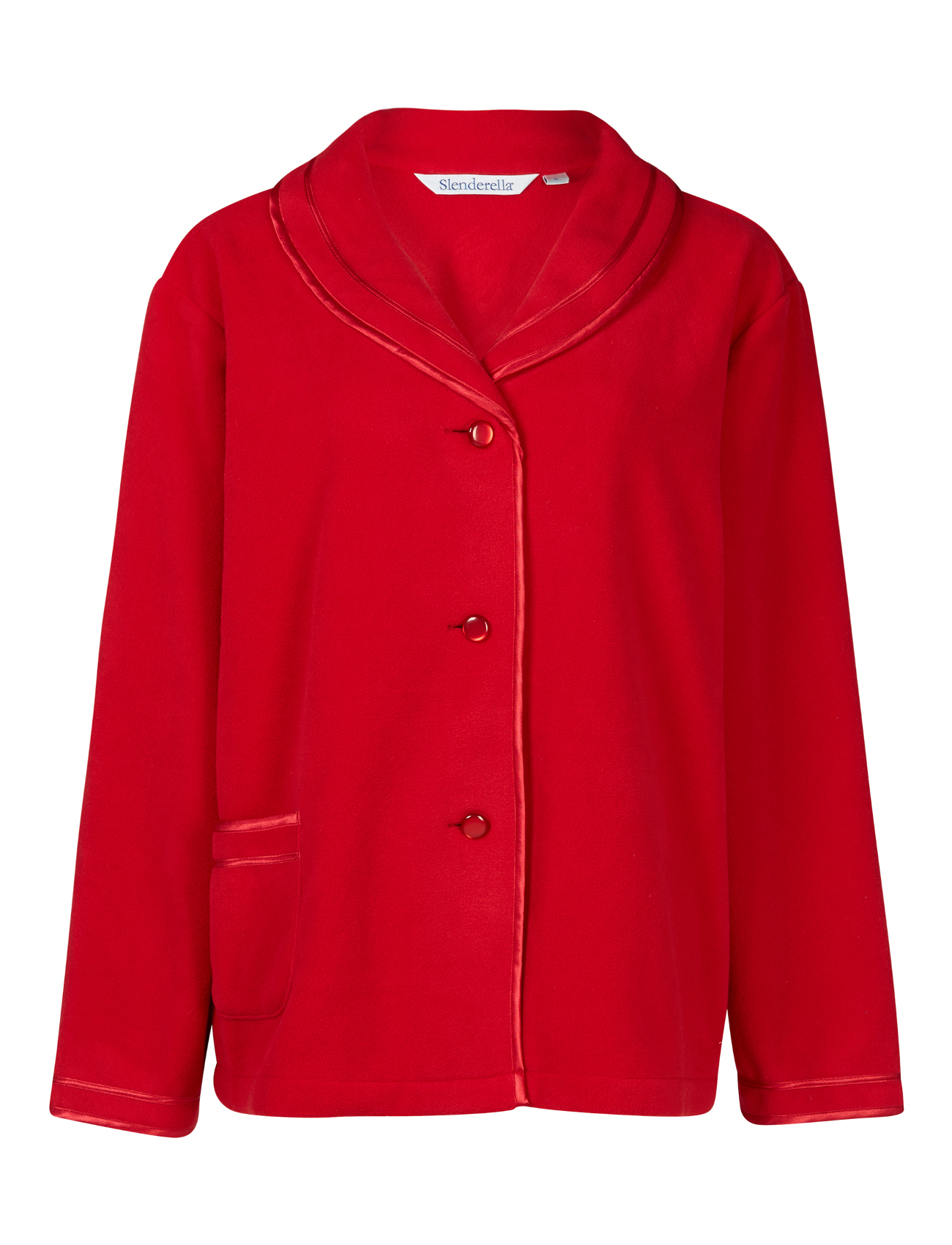 269ba1655d Slenderella Womens Bed Jacket or Dressing Gown Anti Pill Polar ...