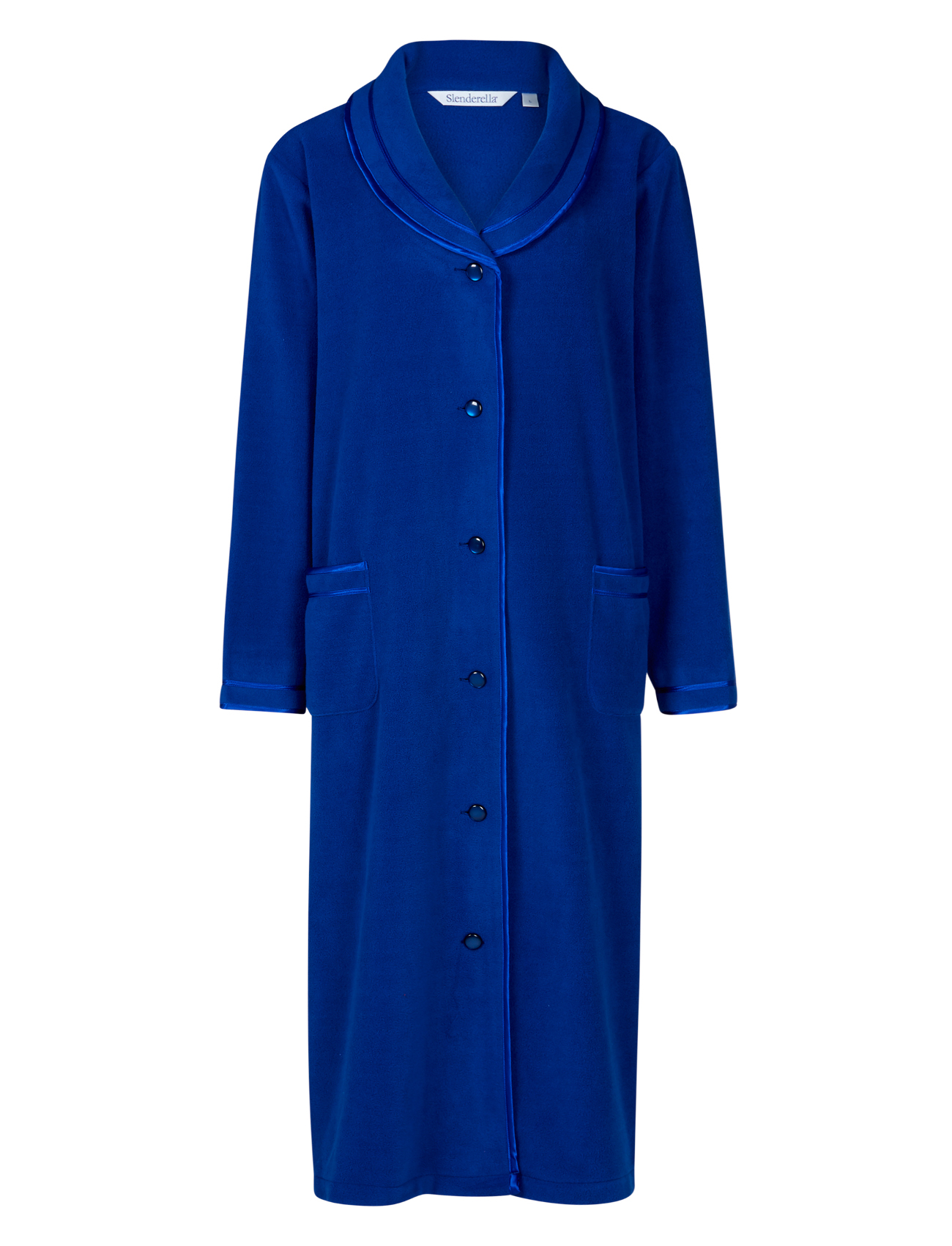 Slenderella Womens Bed Jacket or Dressing Gown Anti Pill ...