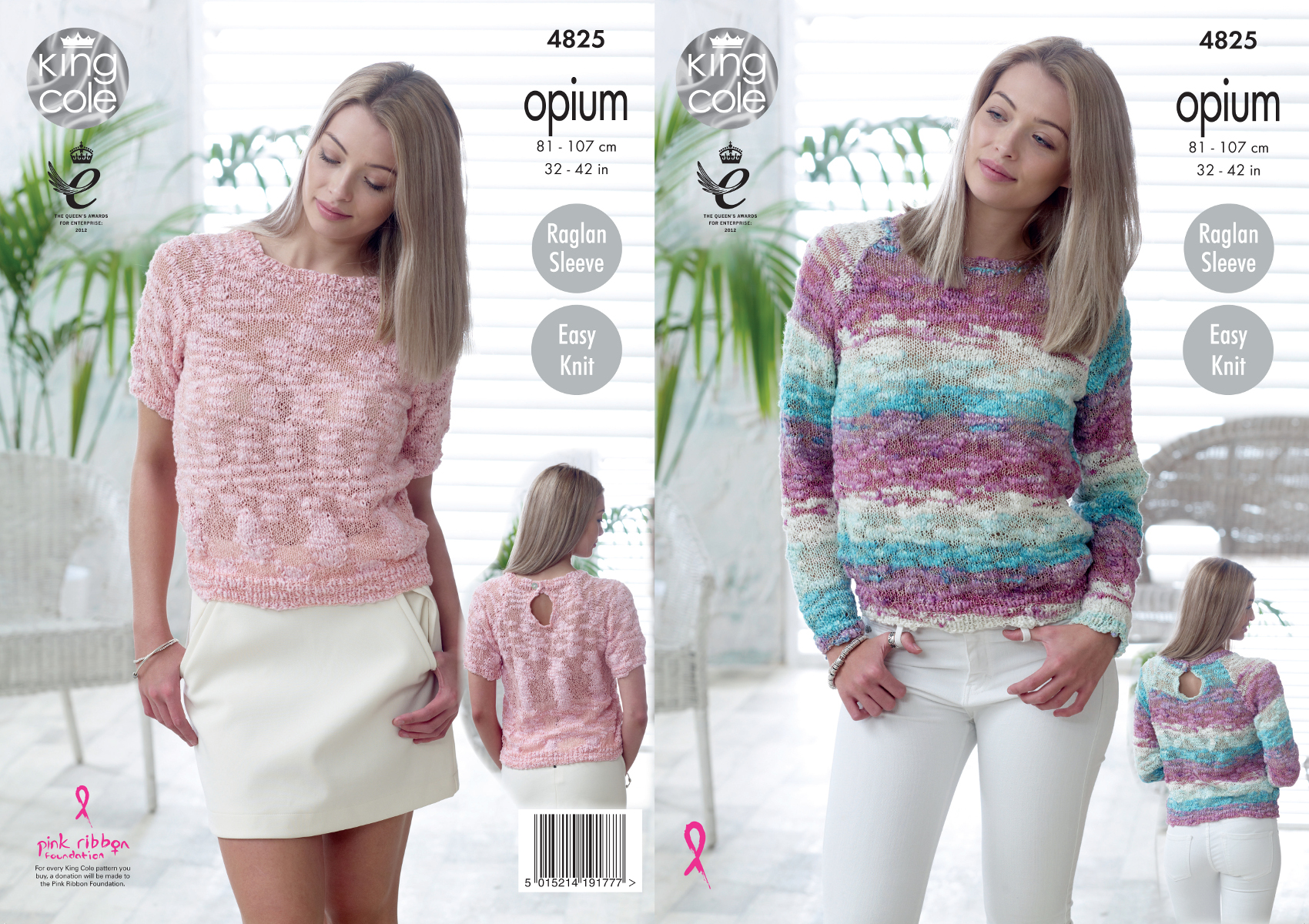 Easy knit sweater jumper ladies knitting pattern king cole opium easy knit sweater jumper ladies knitting pattern king cole opium womens 4825 bankloansurffo Gallery