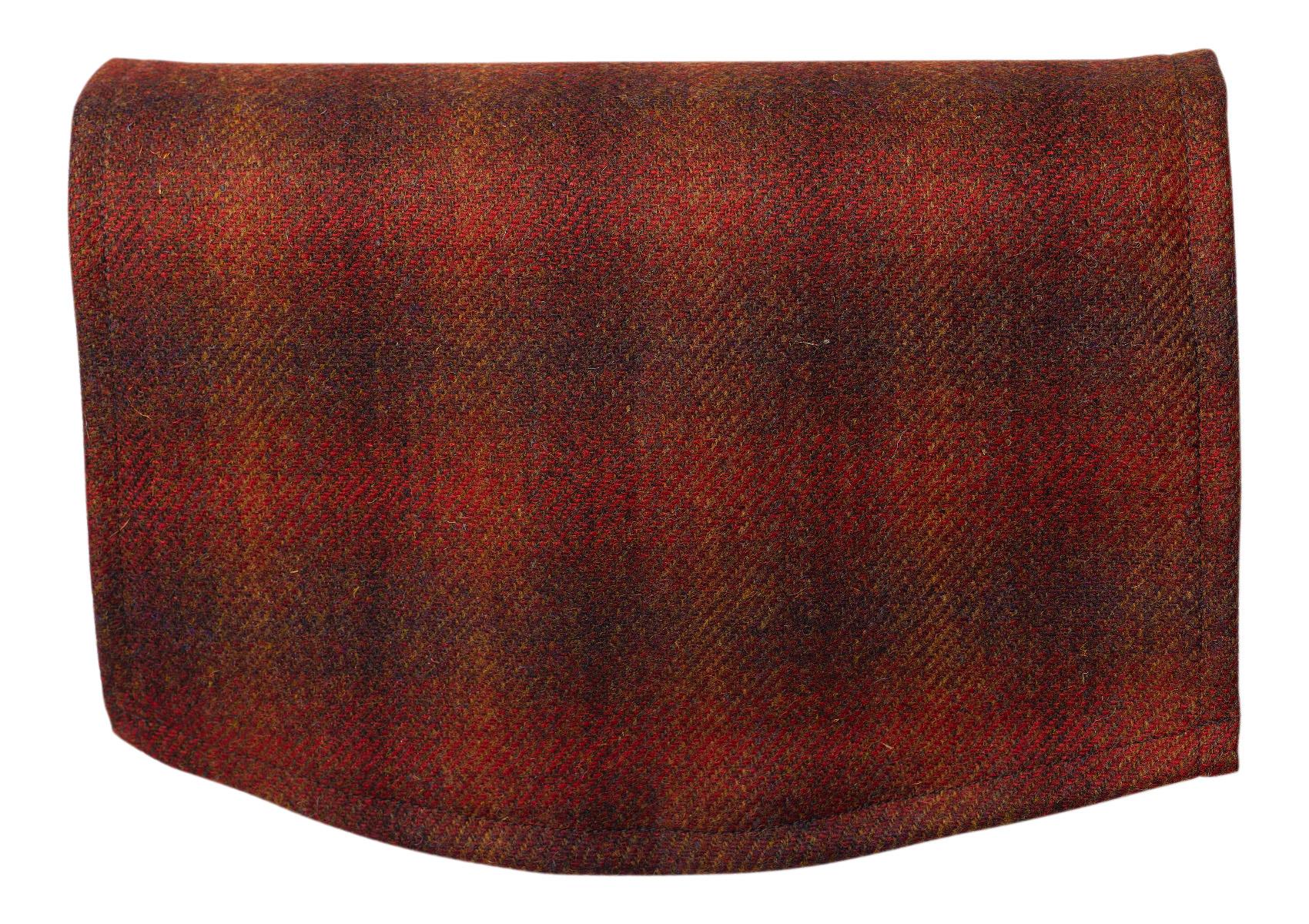 Scottish Tweed Single Chair Back 100 Pure New