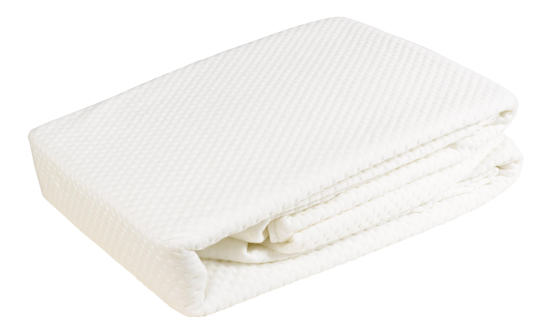 Bamboo Mix Mattress Protector Mattressgard Cushion Comfort