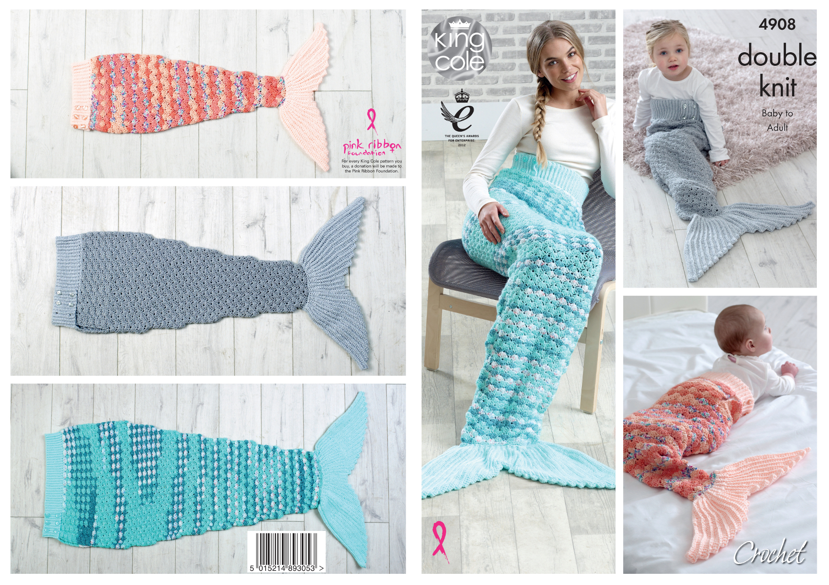 Baby Mermaid Crochet Pattern New Ideas