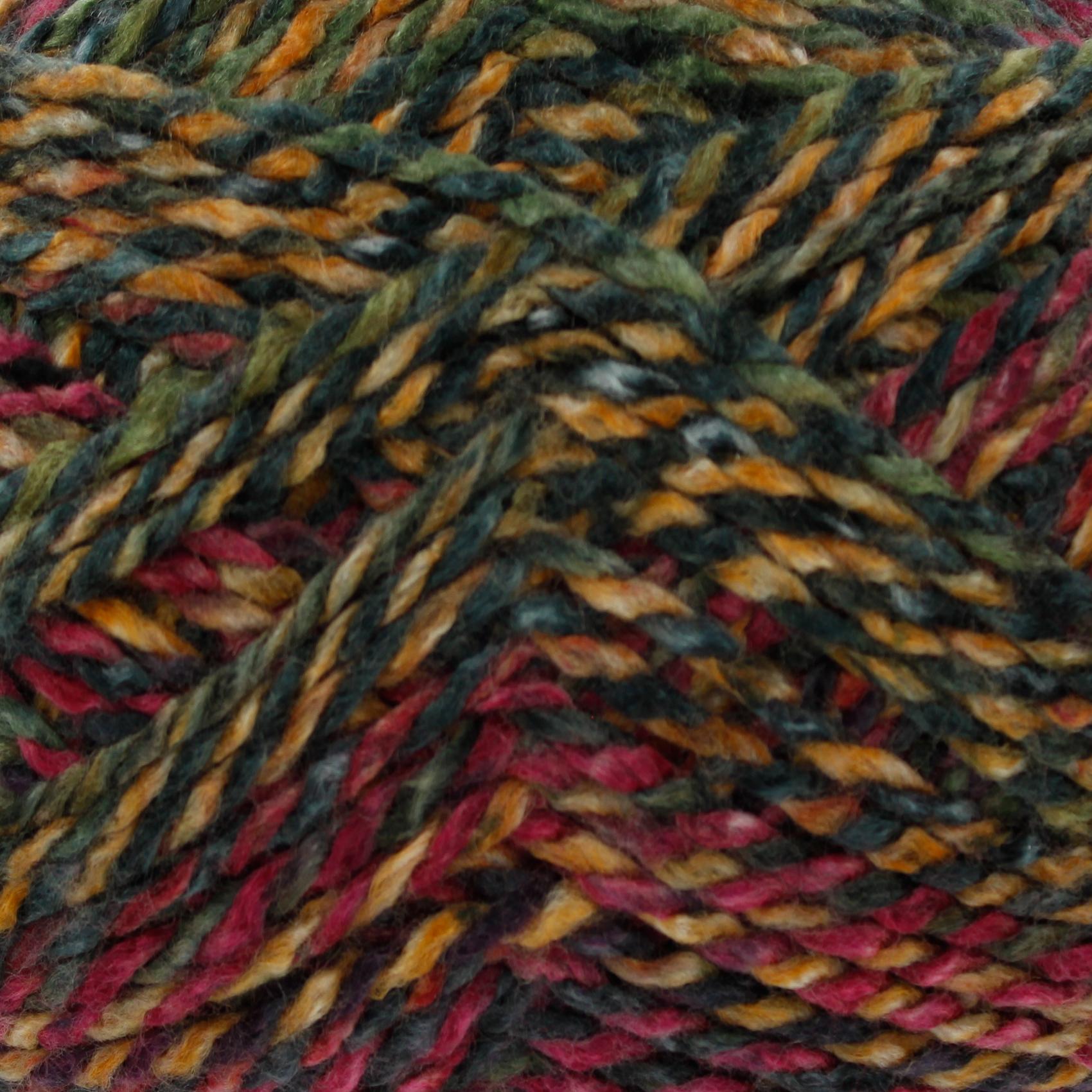 100g Ball Corona Chunky Yarn & Free Knitting Pattern King ...