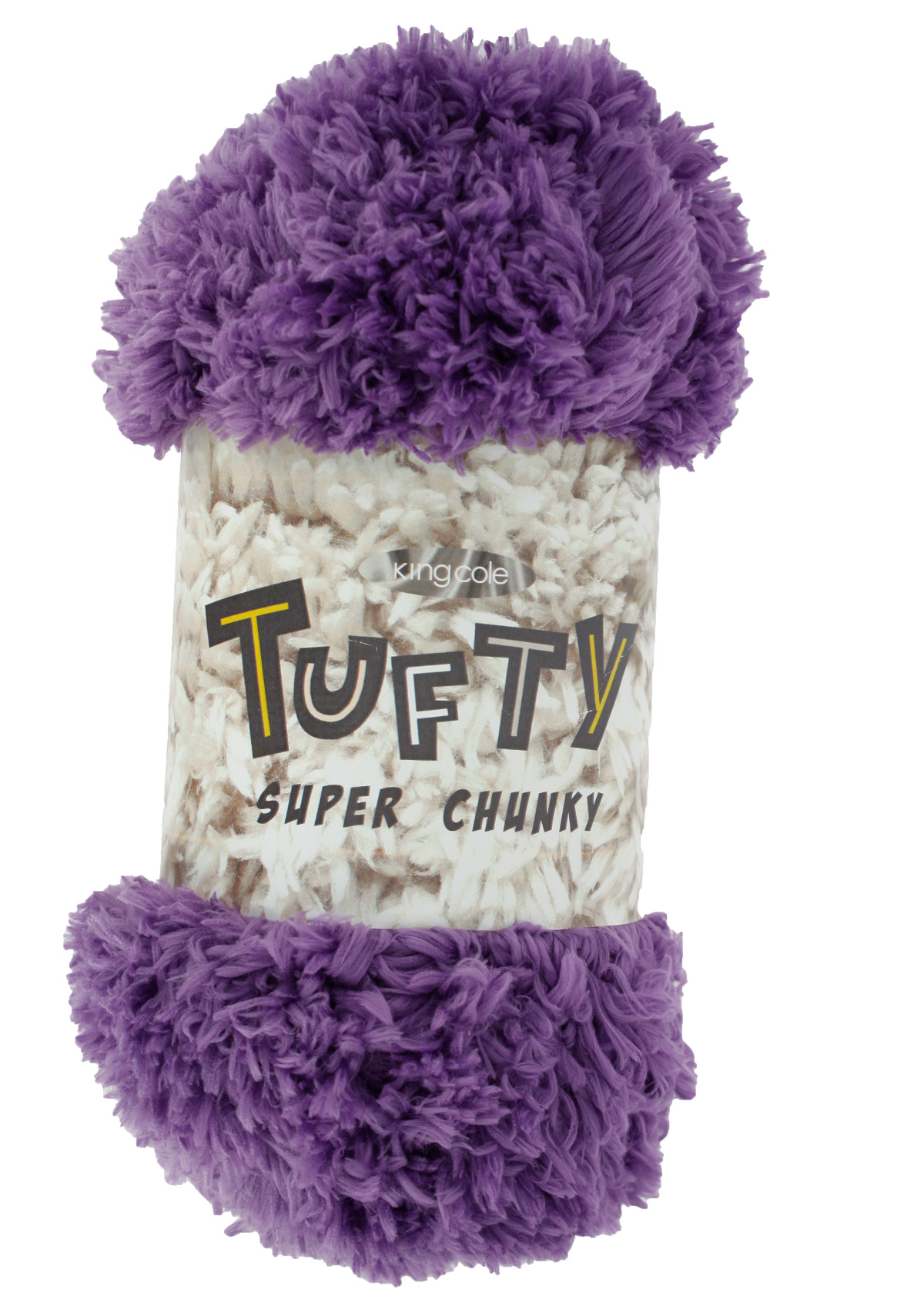200g Super Chunky Yarn & Free Knitting Pattern King Cole Wool 1 2 or ...