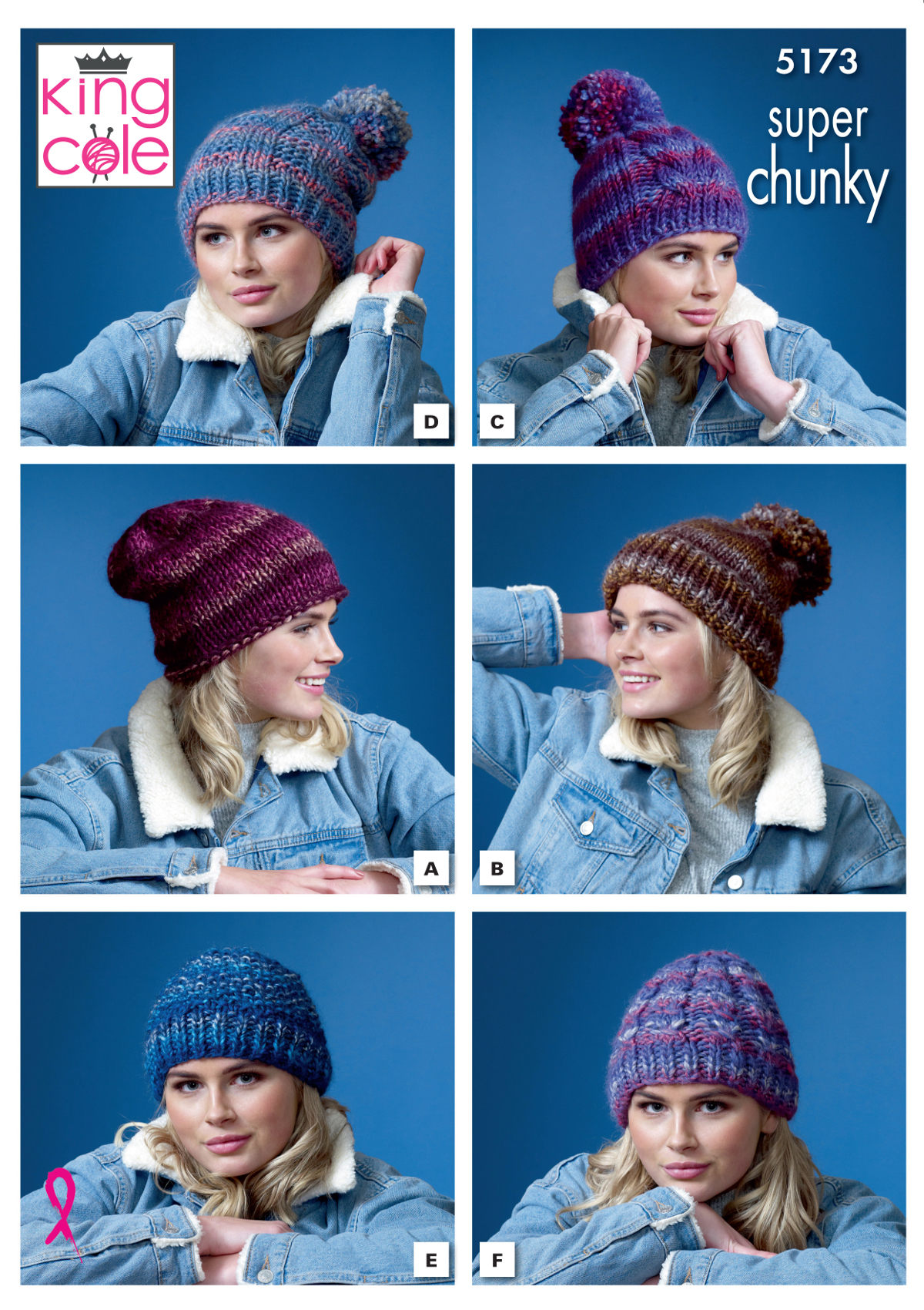 44200cd9725715 Super Chunky Hat knitting pattern (free download). VeniceSM. Please look at  images below for the chart showing measurements