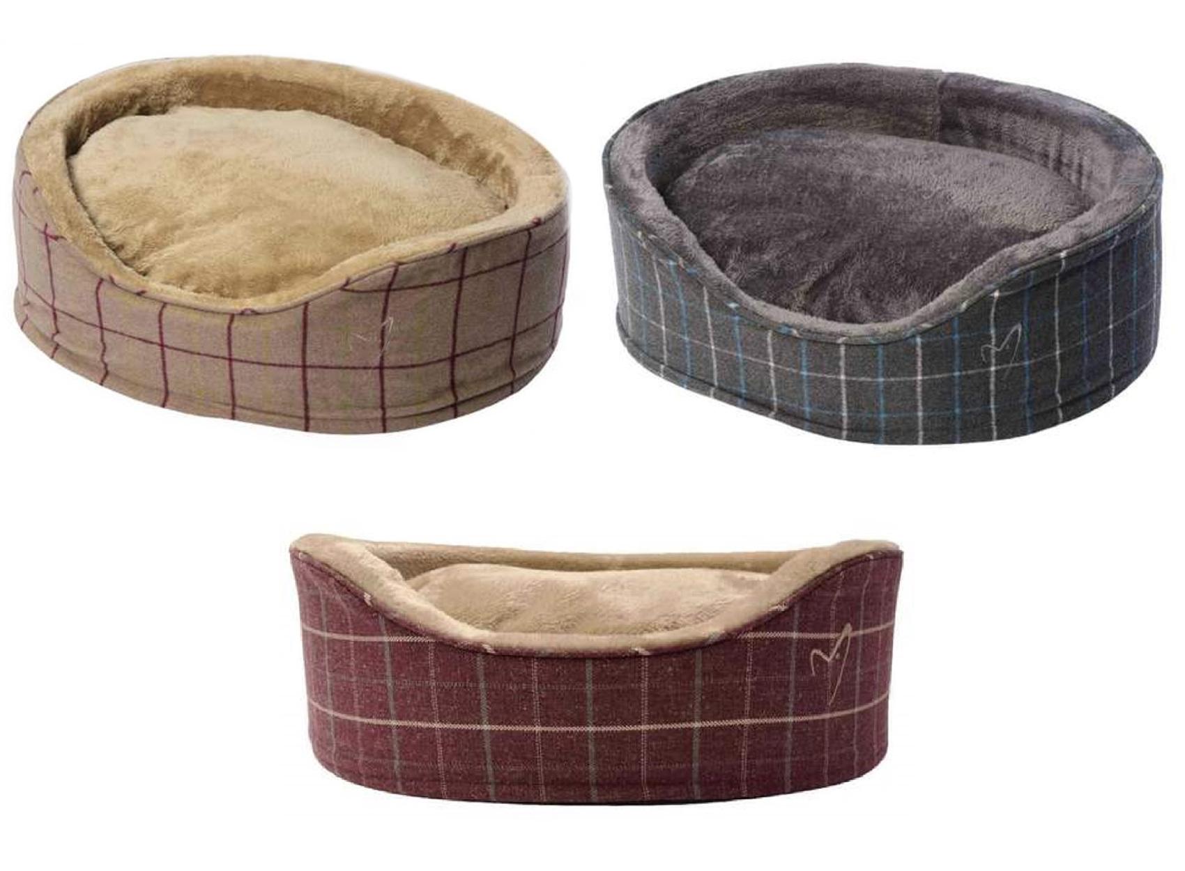 Puppy Dog Oval Basket Gor Pets Premium