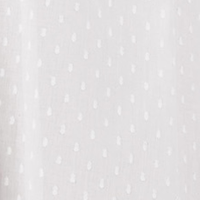 Dobby Dot Chemise Womens Slenderella Cotton Spaghetti Strap Knee Length Nightie