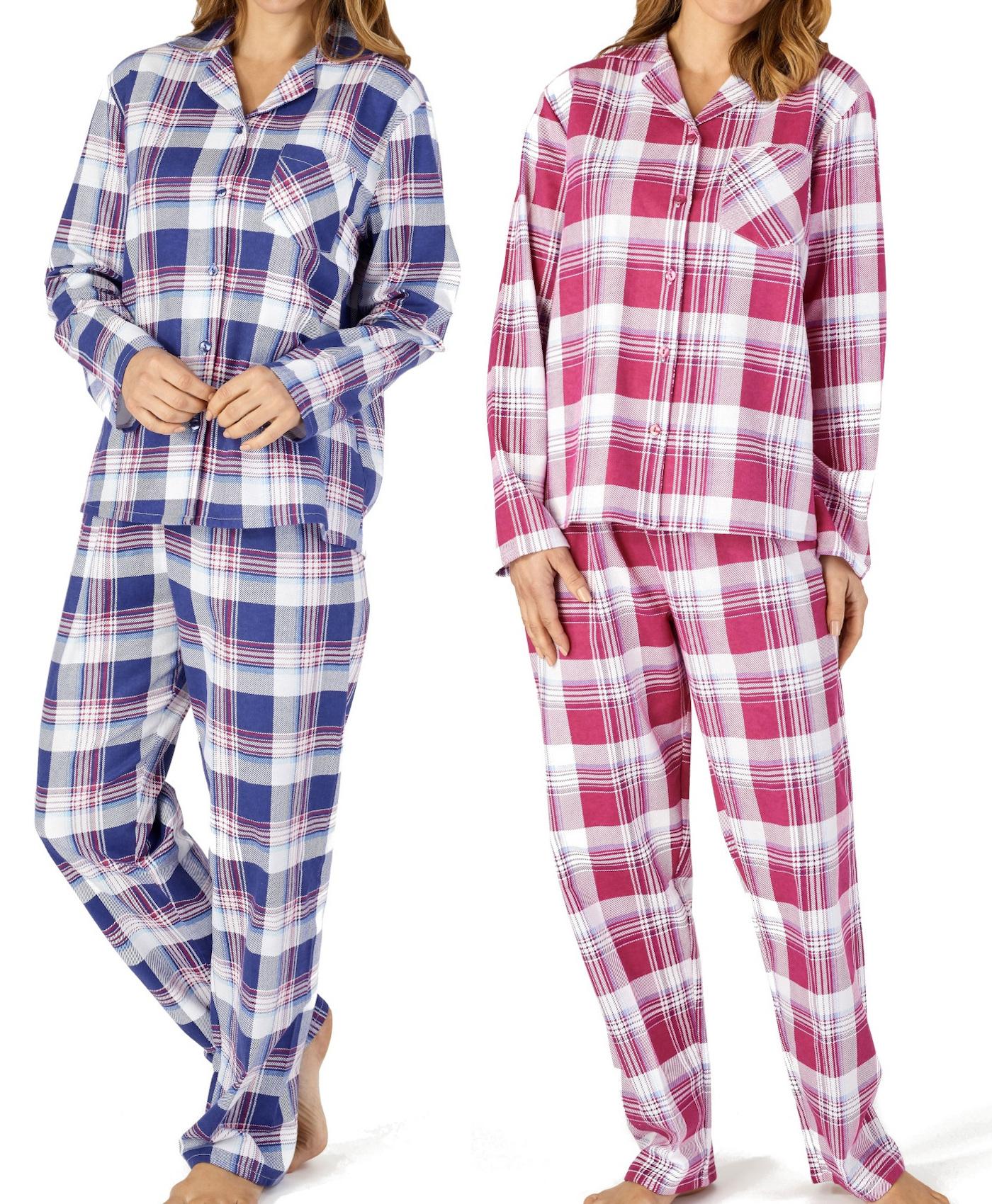 Hosengröße berechnen damen – Flanell schlafanzug damen rot