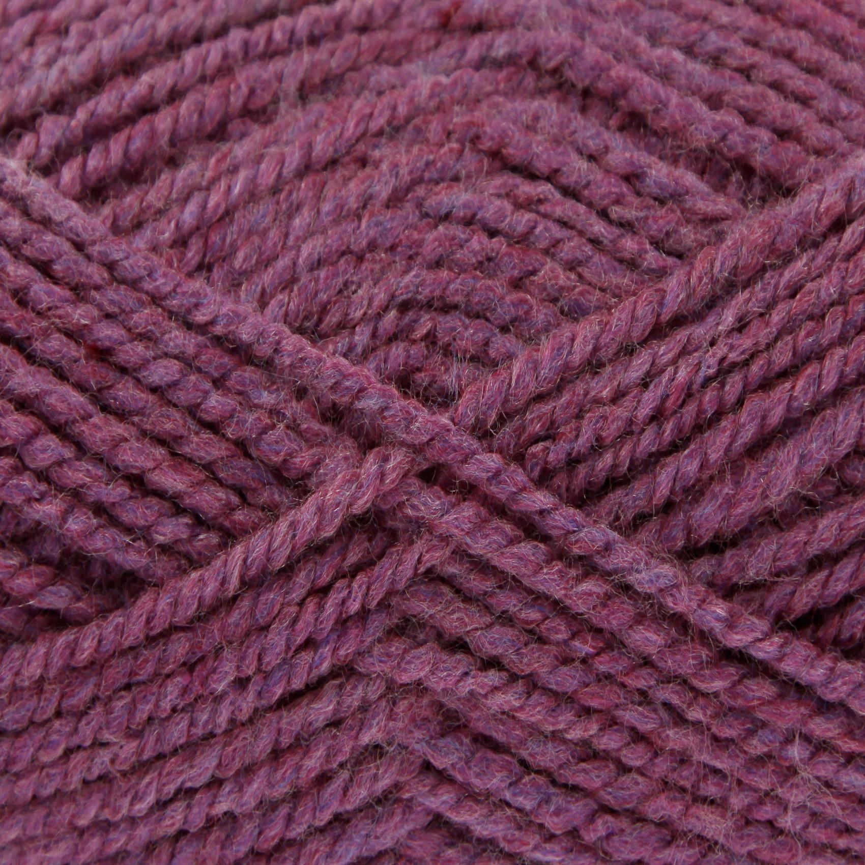 Chunky 100g Ball Acrylic Yarn Big Value Wool King Cole ...
