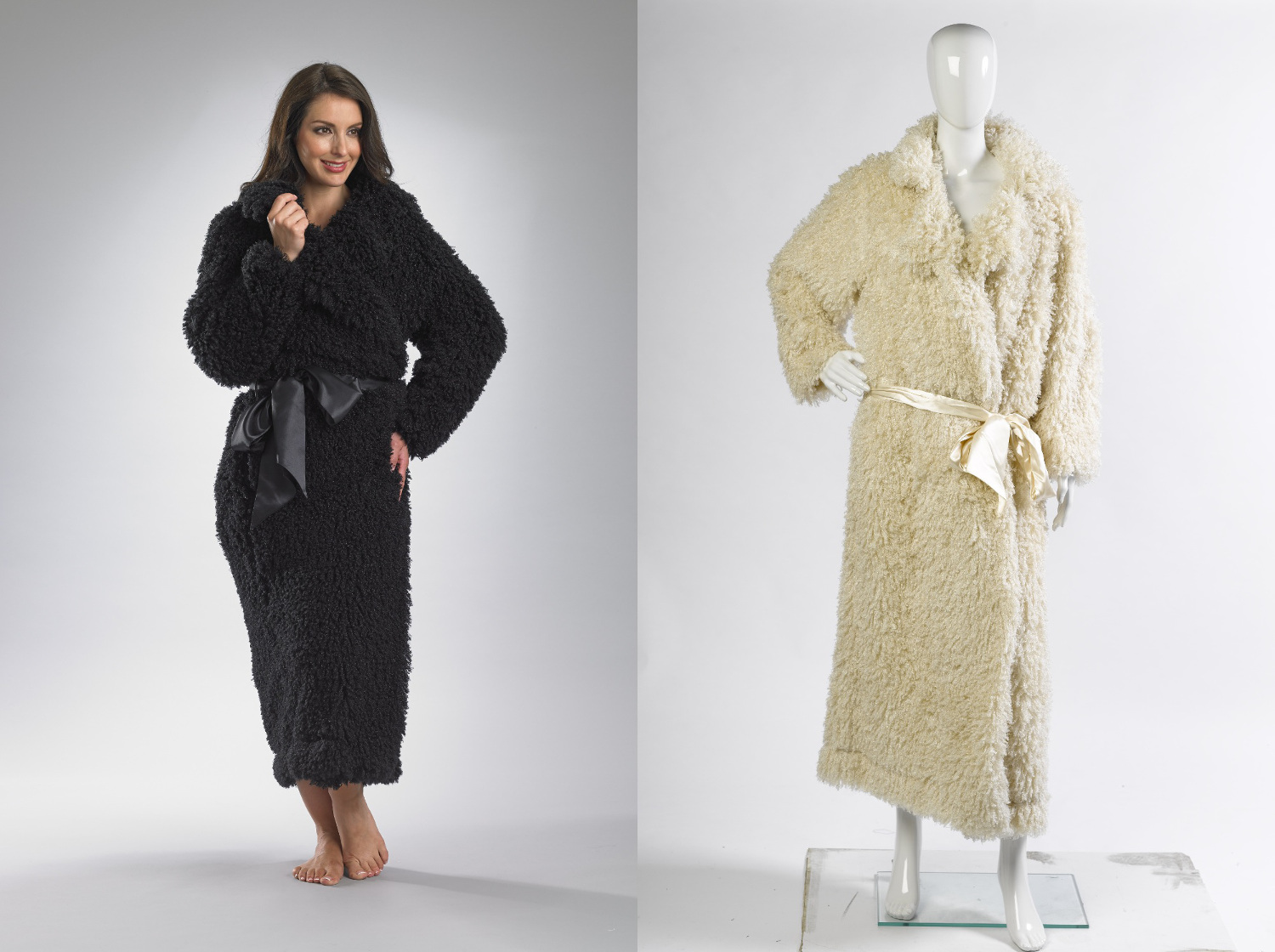 Outstanding Womens Hooded Dressing Gown Composition - Top Wedding ...