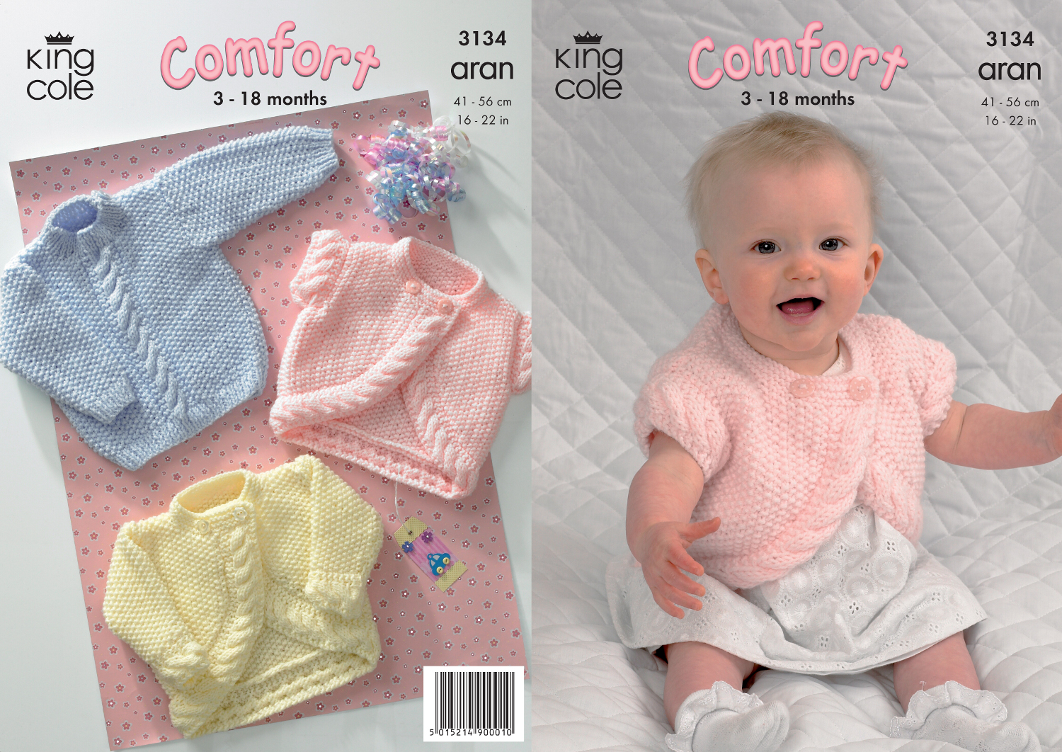 Baby comfort aran knitting pattern king cole knitted jacket bolero baby comfort aran knitting pattern king cole knitted jacket bolero sweater 3134 bankloansurffo Gallery