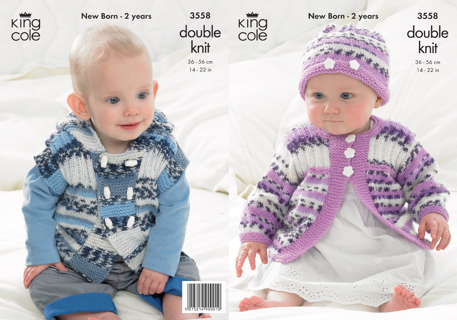 King cole baby double knitting dk pattern striped jacket gilet king cole baby double knitting dk pattern striped jacket gilet matching hat 3558 bankloansurffo Choice Image