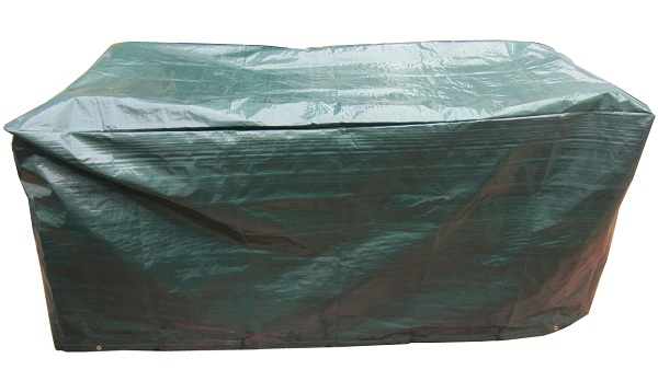 Marvelous Sentinel Durable Waterproof Green 5FT 1.5M 3 Seater Garden Bench Seat  Protection Cover Part 10