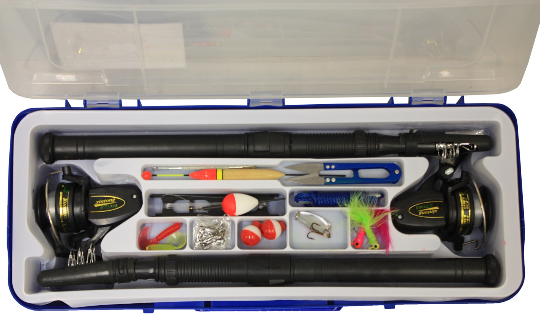 Starter Fishing Kit Set For Beginners/Kids Carp/Coarse Rod ...